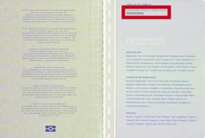 BSN op paspoort van voor 2014